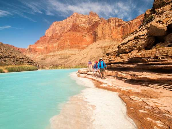 Seven Surprises in the Grand Canyon