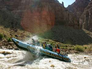 Cataract Canyon 2 Day Rafting