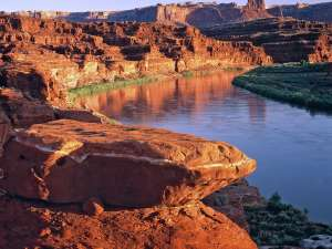 Canyonlands National Park, Cataract Canyon