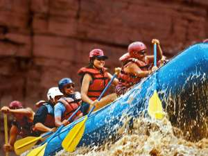 Rafting the Southwest U.S.