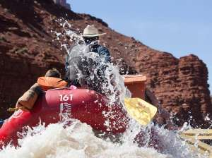 Full Day rafting the Colorado River near Moab, Utah