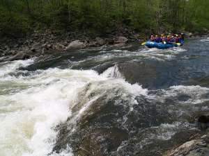Great Falls Rafting in Connecticut
