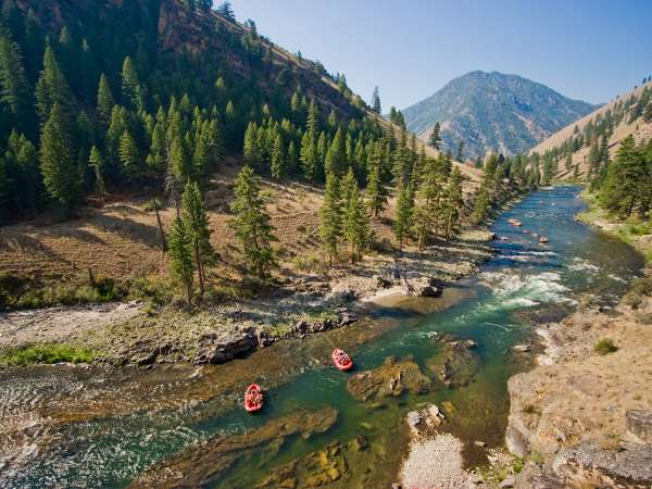Idaho Middle Fork Salmon River