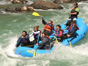 Full Day Rafting Middle Fork Flathead River
