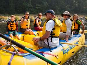 Full Day Rafting Trip On The Rogue River